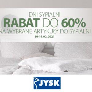 Nie prześpij rabatów do 60%!