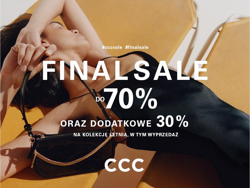 Final Sale w CCC!