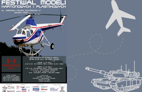 Festiwal Modelarski        1-2.10.2021!