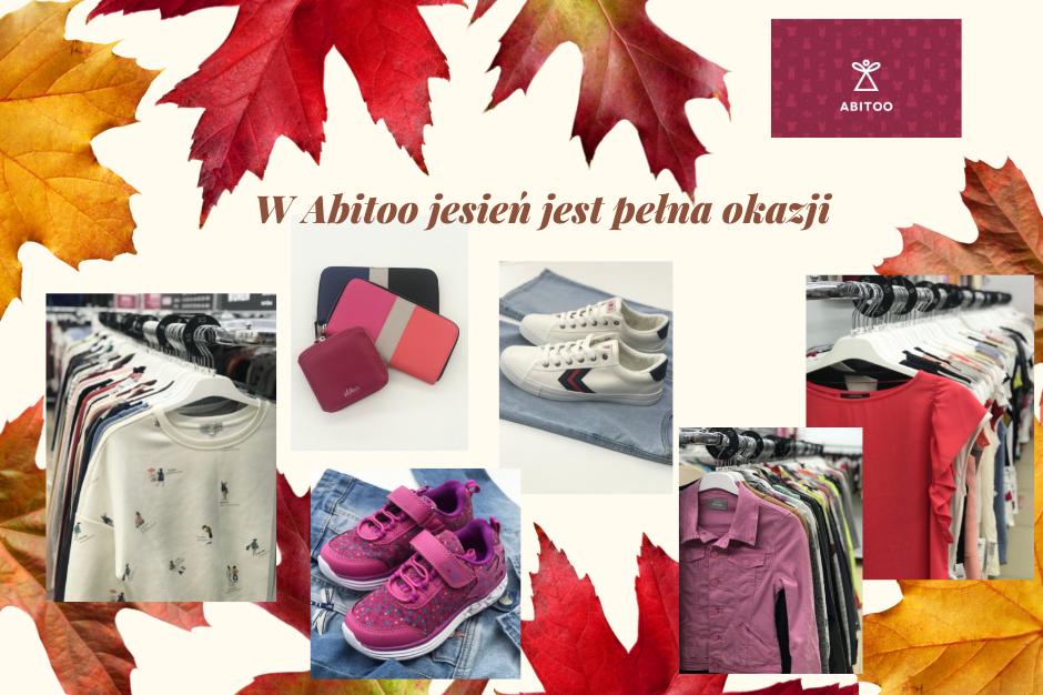 w Abitoo jesień jest pełna okazji !